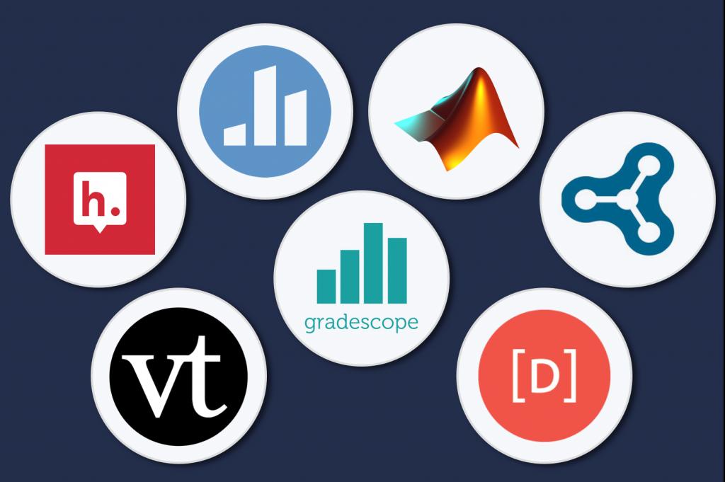 Seven new UVA learning technologies